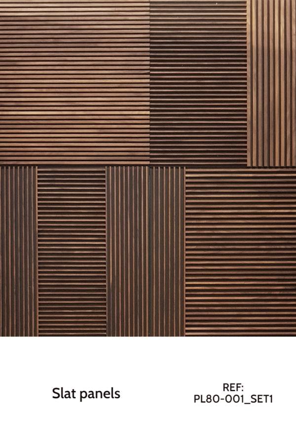 slat wood