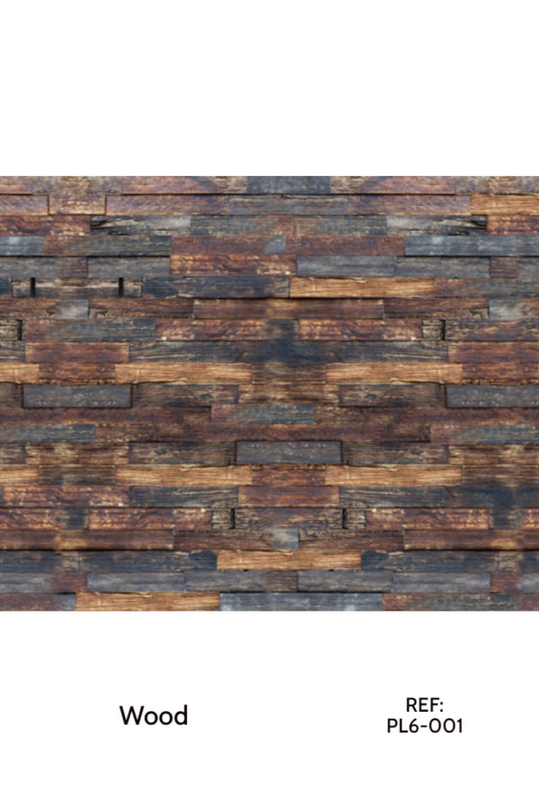 Wood accent wall panel made from olx wine barrels, mixed with different wood. A reclaimed, beautiful solution for ecological decorative purposes.
