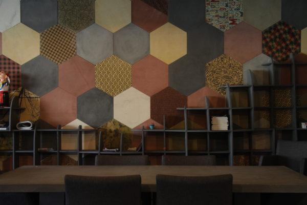 Viroc Hexagons with Custom prints