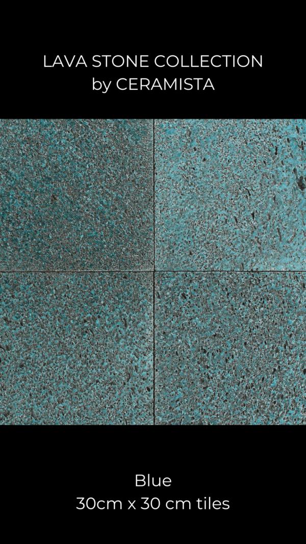 Blue Lava Stone