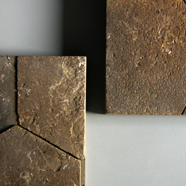 Recycled panels - A few samples of what we do with earth and glass